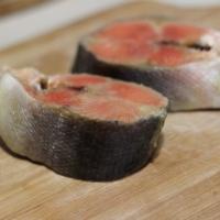 Нерка с баклажанами и помидорами шаг 0