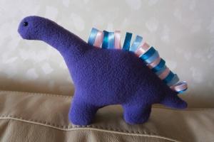 Как сшить динозавра своими руками