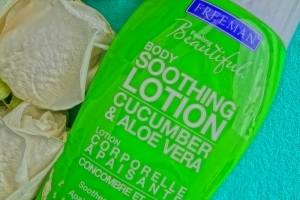 Body soothing lotion от ТМ Freeman