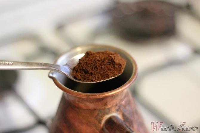рецепт кофе по восточному с гвоздикой и корицей