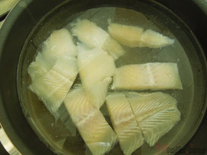 суп из пангасиуса рецепт с фото