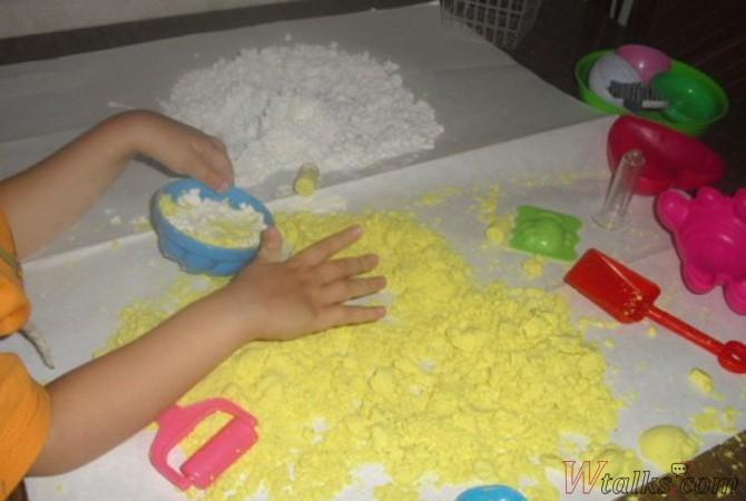 Тесто для лепки своими руками с крахмалом рецепт