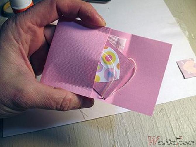 Пакет для чая своими руками