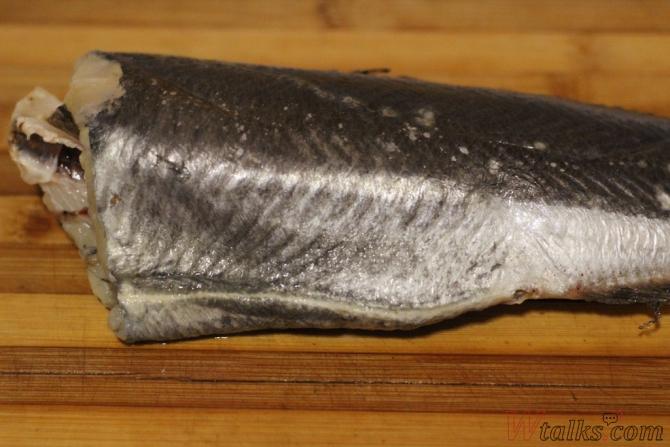 Рыба хокиы приготовления