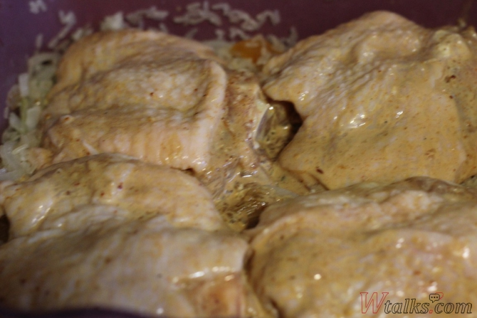 рисом путан куриные бедрышки с оксана