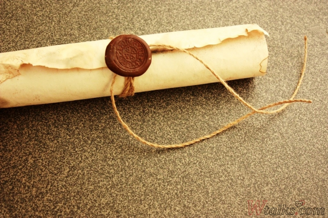 Как сделать красивый свиток из бумаги своими руками - Russkij-Litra.ru
