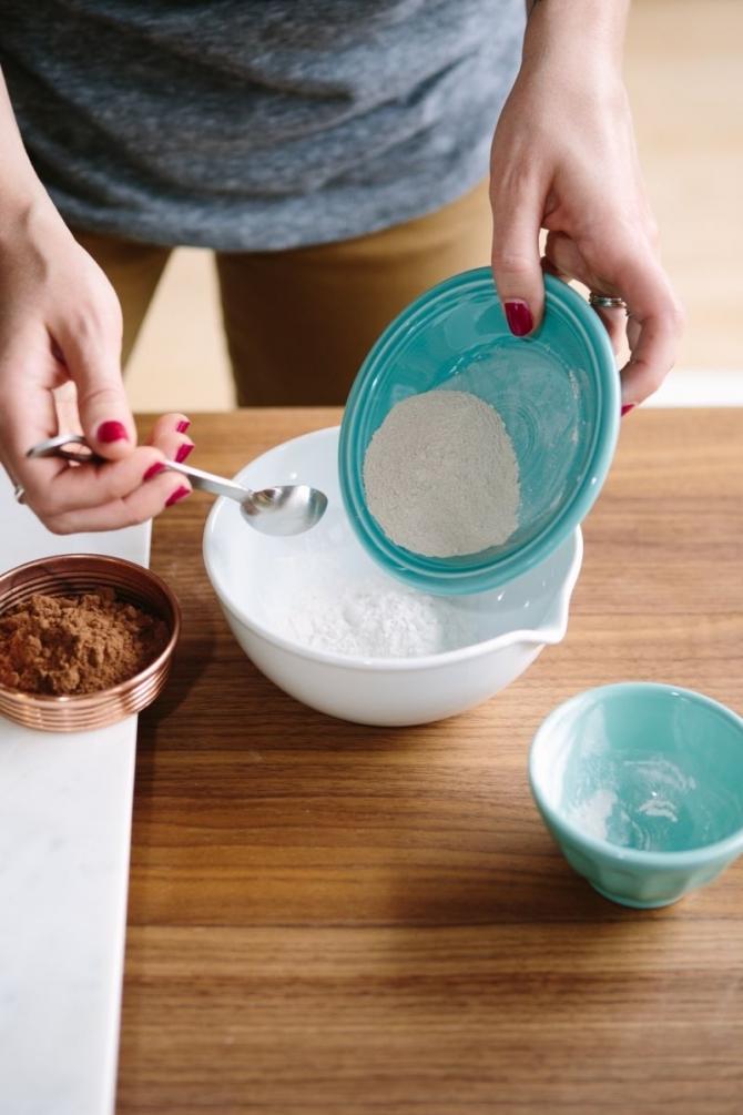 Сухой шампунь рецепты своими руками 360