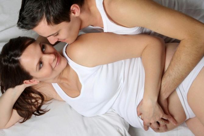 Внешний вид во время секса