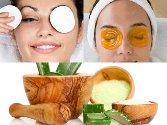 Рецепты масок для ресниц в домашних условиях