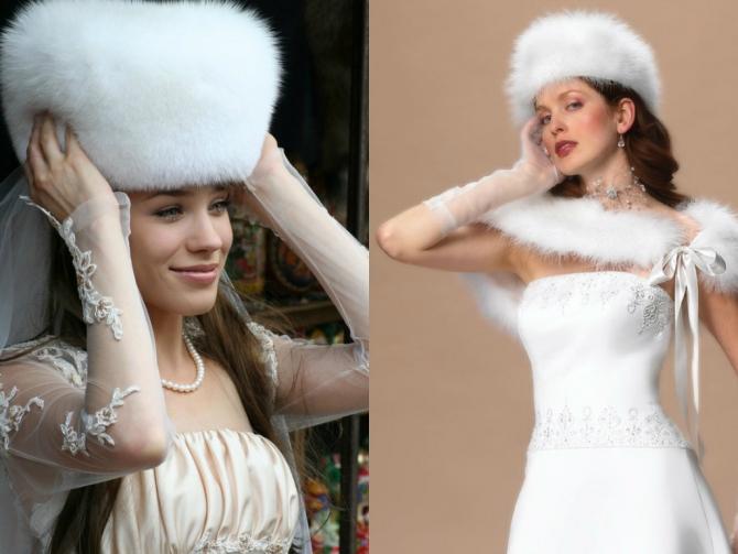 Кстати, она в этом сезоне также пользуется большой популярностью. Все зависит от стиля вашего свадебного наряда и личных предпочтений