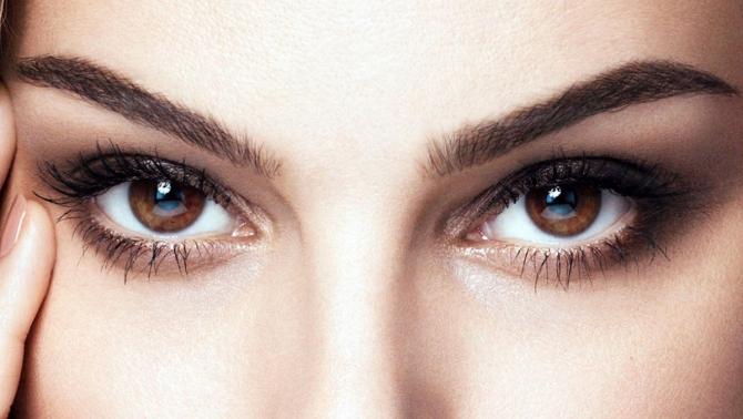 Покраснение кожи глаз века глаза