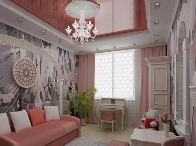 Дизайн зала 18 кв.м фото своими руками