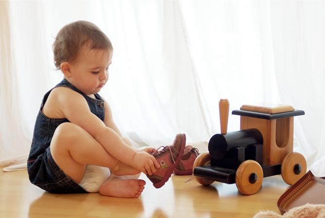 Как сделать ребенка самостоятельным в 2 года