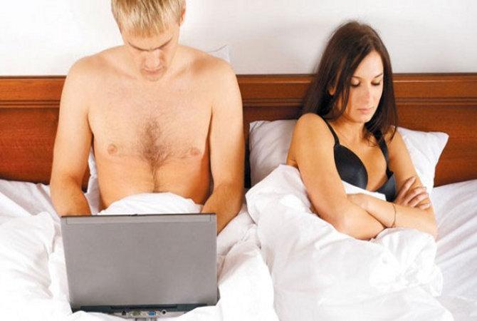Причины не желательность секса