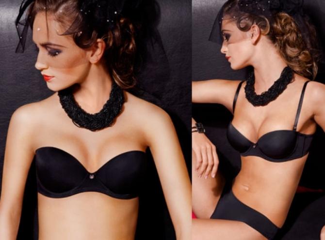 0efb248474895 Как увеличить грудь с помощью одежды: 5 советов