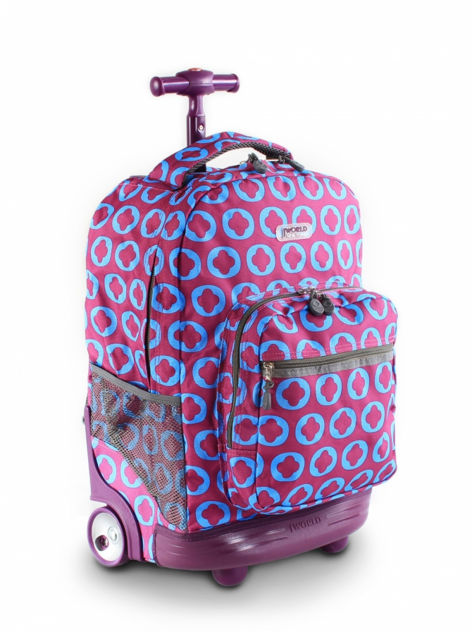 Рюкзаки для школьников на колесах киев к чему снятся новые чемоданы