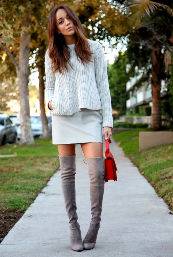 Одежда для невысокой женщины