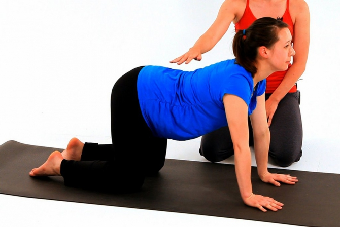 Гимнастика для беременных при тонусе матки 23