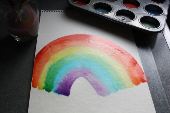 Как сделать гуашь в домашних условиях из красок
