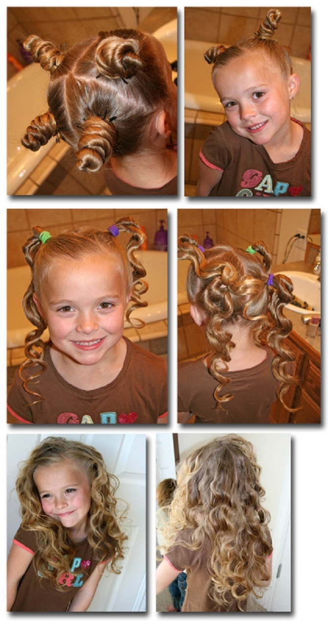 Как делать волнистые волосы в домашних условиях