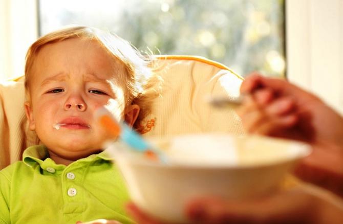 Почему ребенок не ест и что делать в 2 года