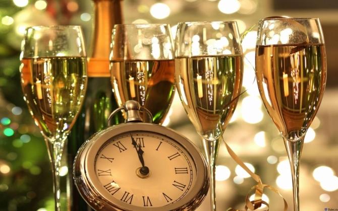 Пожелания в новогоднюю ночь